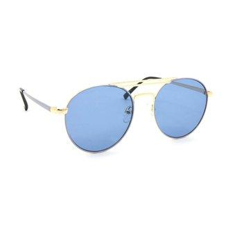 1300236bb5a5f Óculos de Sol Estilo Top Bar com Lente Óculos de Sol Estilo Top Bar com  Lente