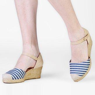 2b11e131a Sandálias Azul Royal - Calçados   Zattini