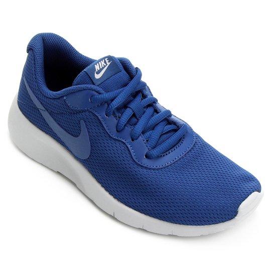 8e6fbd7efe7 Tênis Infantil Nike Tanjun Masculino - Azul - Compre Agora