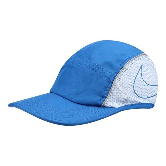 Boné Nike Aba Curva AeroBill AW84 - Compre Agora  2569be05f1924