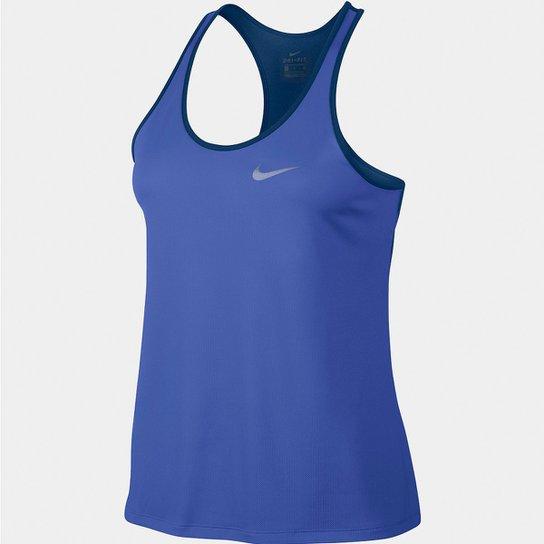 6d76b01341f6d Regata Nike Breathe Rapid Dri-Fit Feminina - Compre Agora