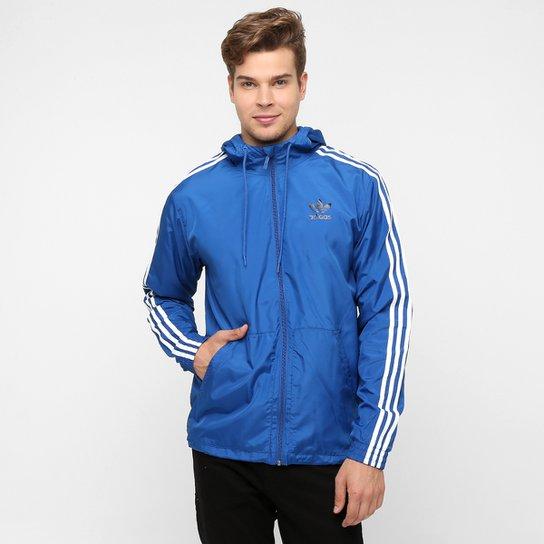 0aab6c784ee Jaqueta Adidas Originals Itasca c  Capuz - Compre Agora
