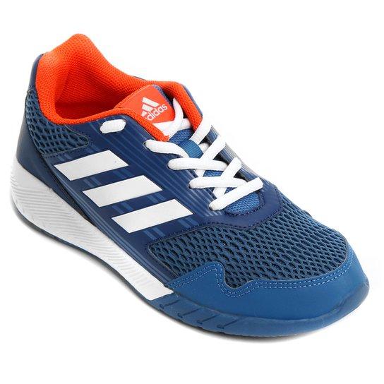 57d242d4c5d Tênis Infantil Adidas Altarun K - Azul e Laranja - Compre Agora ...