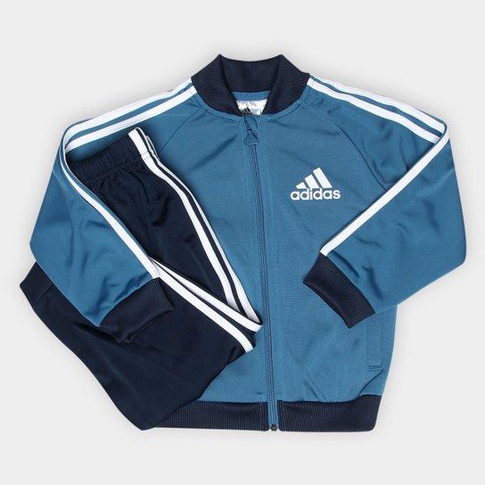 cfe0f22a0c09a Agasalho Infantil Adidas Baby I Sp Tracksuit - Compre Agora