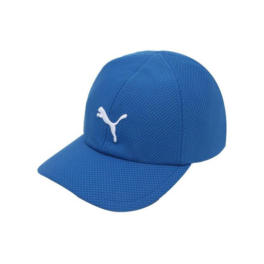 8550f39684ee8 Boné Puma Training Mesh Aba Curva - Azul - Compre Agora