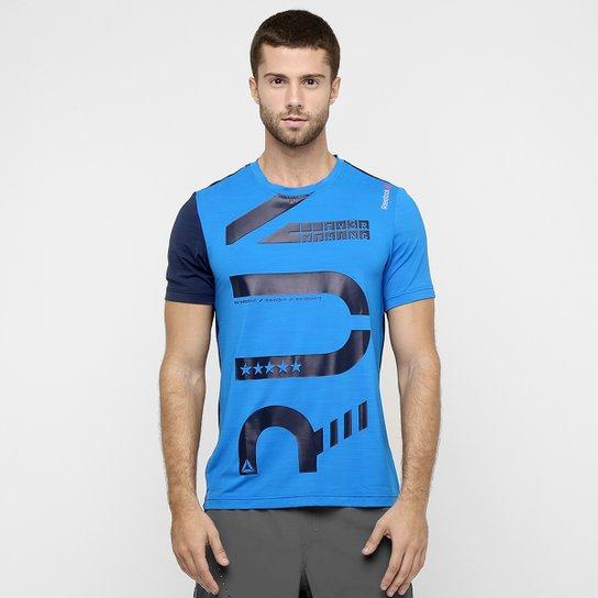 e5806f860aa5f Camiseta Reebok Run Activchill One Series - Compre Agora