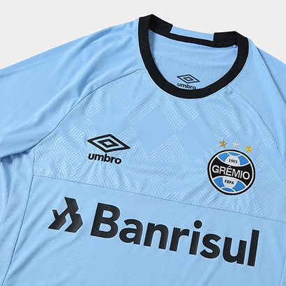 5fdfe4301 ... Camisa Grêmio II 2018 s n° Charrua Torcedor Umbro Masculina. Passe o  mouse para ver o Zoom