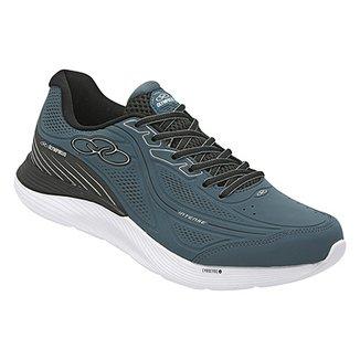 0e050a30ef4 Tênis Olympikus Feminino Azul Petróleo Tamanho 43