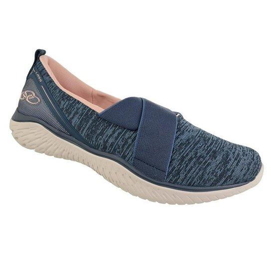 a13447f1f35 Tênis Olympikus Lass Feminino - Azul - Compre Agora
