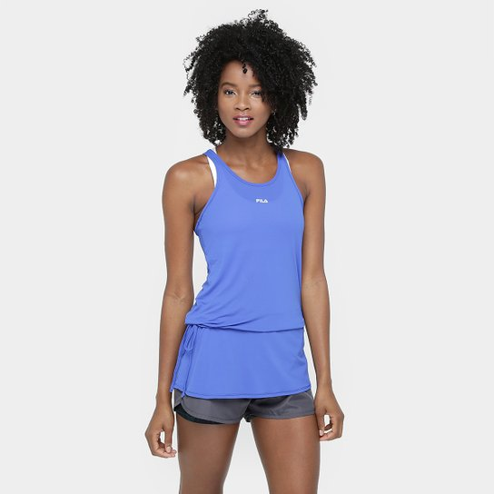 bceed2a69b Camiseta Regata Fila Aquila Ii Feminina - Compre Agora