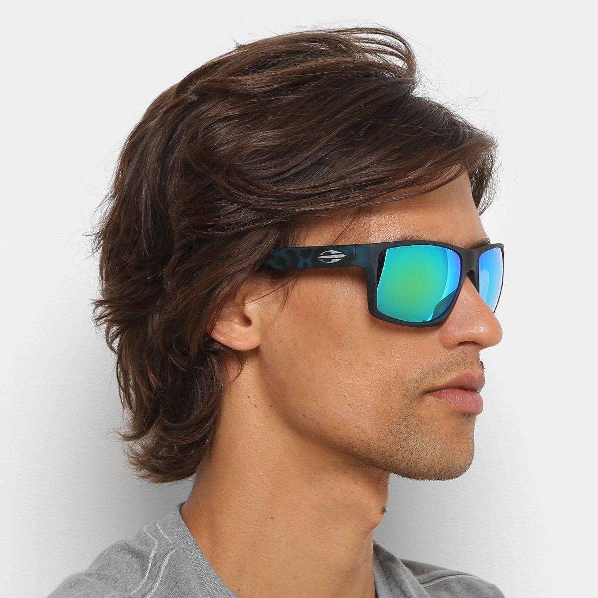 e1f21170a94ef Óculos de Sol Mormaii Carmel Fosco Camuflado Masculino