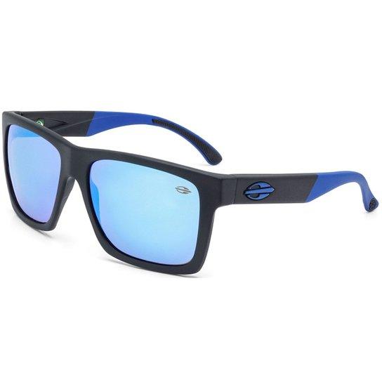 e4ac9b5ee Óculos de Sol Mormaii San Diego Fosco - Azul - Compre Agora | Zattini