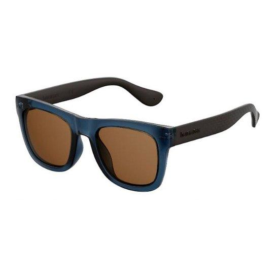e47dec4ef56b4 Óculos de Sol Havaianas Paraty Masculino - Azul - Compre Agora