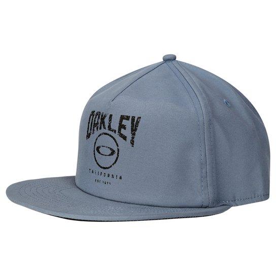 Boné Oakley Aba Reta Mod Foundation Cap Masculino - Compre Agora ... a76e169e2db