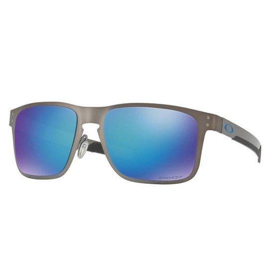 ÓCULOS OAKLEY HOLBROOK METAL OO4123-07 - Azul - Compre Agora   Zattini cadf5a4cff