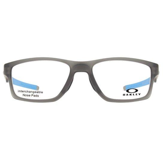 0be298b6d Armação Óculos de Grau Oakley Crosslink MNP OX8090 02-55 | Zattini