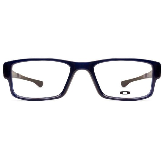 128cbf9f03cea Armação Óculos de Grau Oakley Airdrop OX8046L 04-53 - Compre Agora ...