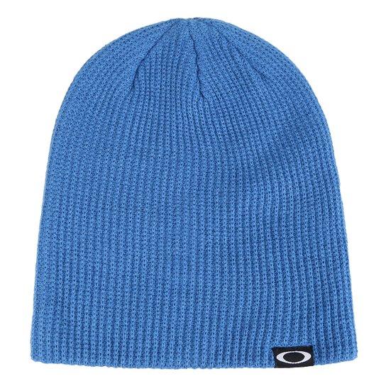 Gorro Oakley Backbone Beanie Masculina - Azul - Compre Agora  a26694f4cb7