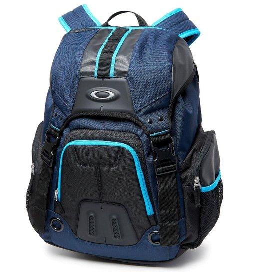 Mochila Oakley Gearbox LX Masculino - Azul - Compre Agora  29f1428194d