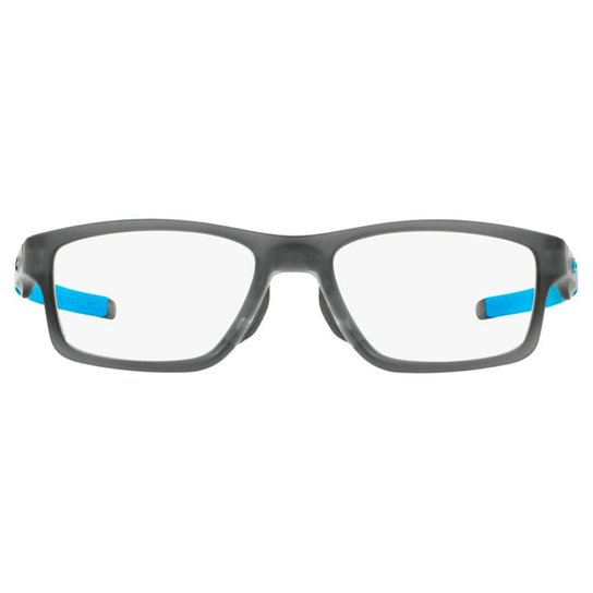 b442c524919d6 Armação Óculos de Grau Oakley Crosslink Mnp 0OX8090 02 53 - Azul ...
