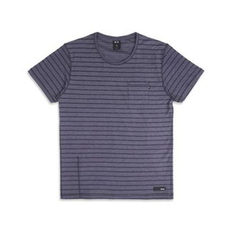 01c31011c Camiseta Oakley Especial Cold Striped Sp Tee