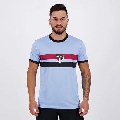 96875fb4ac5ea ... Camisa São Paulo Celeste - Masculina. Passe o mouse para ver o Zoom