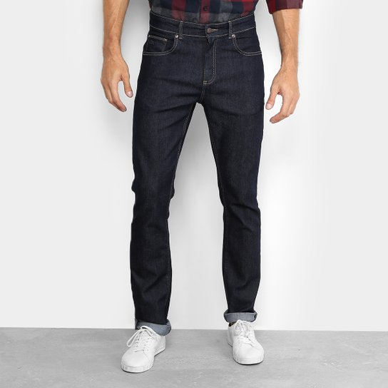 1c3e33fe6d505 Calça Jeans Slim Lacoste Fit Masculina - Compre Agora