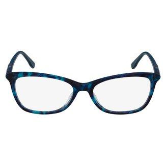 5deab564861ae Armação Óculos de Grau Lacoste L2791 001 54
