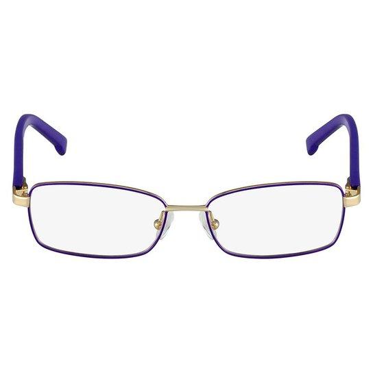 df632d5acc8b7 Armação Óculos de Grau Lacoste L3102 757 48 - Compre Agora   Zattini