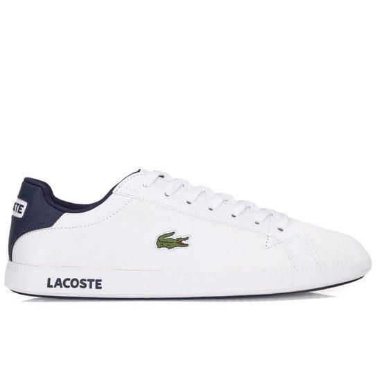 Tênis Lacoste Graduate LCR3 Masculino - Compre Agora   Zattini eac7cef80e