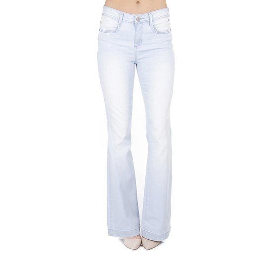 93fd7754e Calça Jeans Flare Calvin Klein - Compre Agora | Zattini