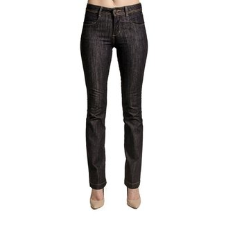 4409f8078 Calça Jeans Reta Calvin Klein Feminina
