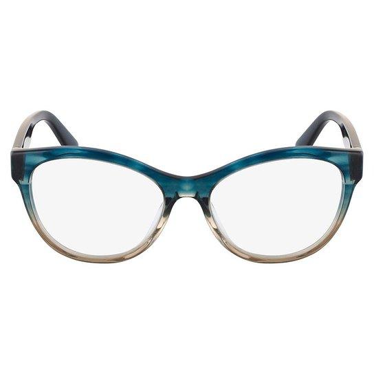 038d52507cfcb Armação Óculos de Grau Calvin Klein CK7986 408 52 - Compre Agora ...