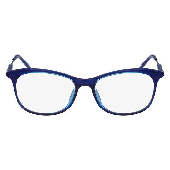 b4c2984df2b6c Óculos de Grau CK - Azul - Compre Agora