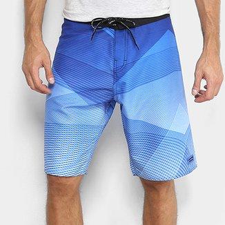 Bermuda D Água Calvin Klein Listras Degrade Masculina dd33621230