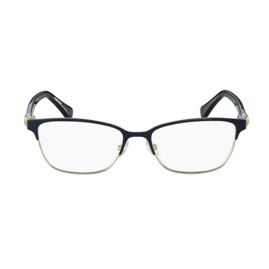 Óculos de Grau Calvin Klein Fashion - Azul - Compre Agora   Zattini e69b536a68