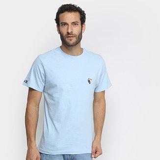 277d2a7c7722d Camiseta Hurley Silk Tucano Masculina