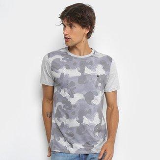 8b6fc5d84e726 Camiseta Hurley Especial Bleed Masculina