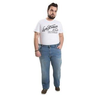 634a27707 Calça Jeans Levi s Plus Size 501 Original Big   Tall Masculina