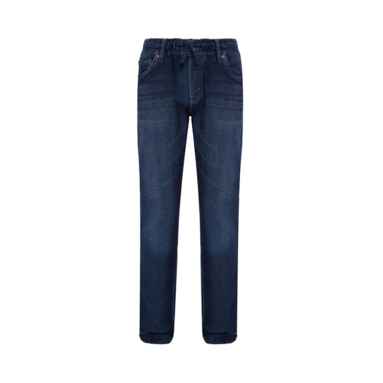 232ac9b59 Calça Jeans Knit Jogger (Juvenil) Levis | Zattini