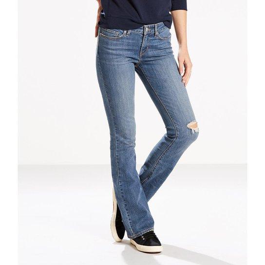 541621e8ef0 Calça Jeans 715 Bootcut Jeans Levis - Compre Agora