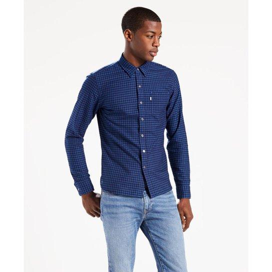 Camisa Levis Sunset One Pocket - Compre Agora  a9113b6229f