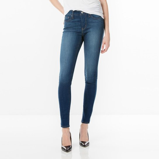 Calça Jeans 311 Shaping Skinny Levis - Compre Agora  bca9baa84f8