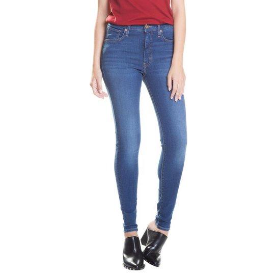 Calça Jeans Mile High Super Skinny Levis Feminina - Compre Agora ... e36ca36ccfa