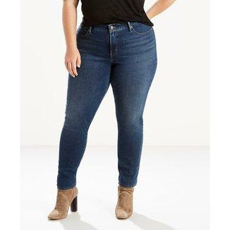 Calça Jeans Levis 311 Shaping Skinny Plus Feminina bfa505f22c0