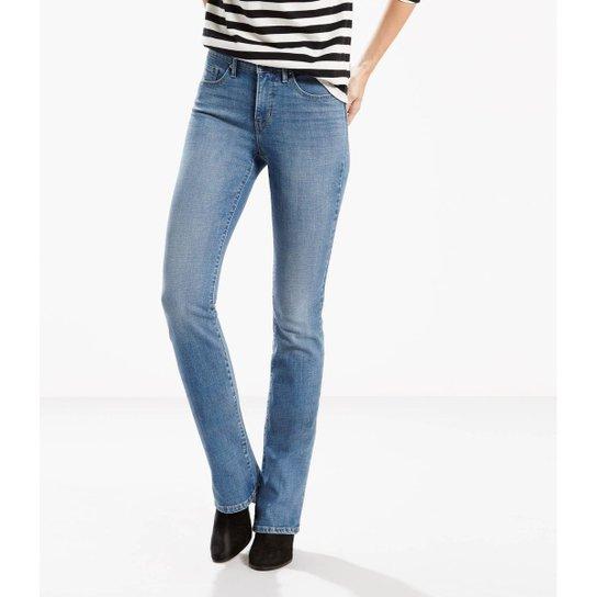 aa613a5aa Calça Jeans Levis 315 Shaping Bootcut Feminina - Compre Agora | Zattini