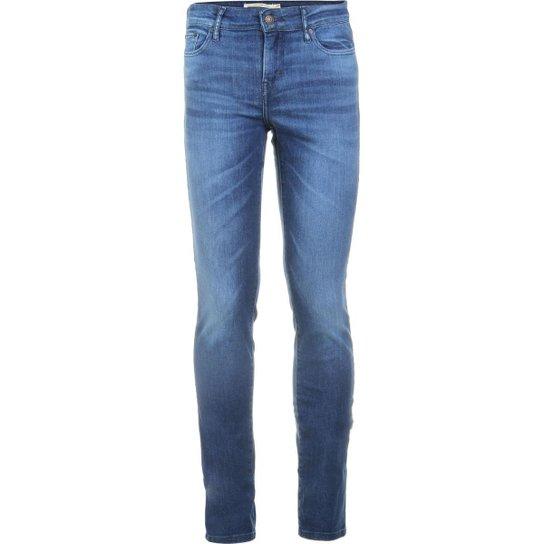 088b4479e Calça Jeans Levis Slim Feminina - Azul - Compre Agora | Zattini