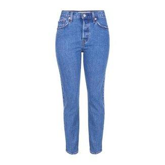 294b8bee39 Calça Levis Jeans Wedgie Icon Média Feminina