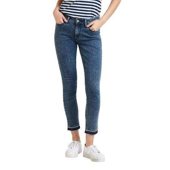 14069406a Calça Jeans Levis 711 Skinny Média Feminina - Compre Agora | Zattini