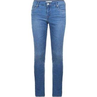 f192896e3 Calça Jeans Levis 712 Slim Feminina